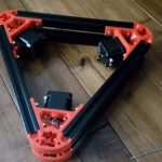 3d Printer Delta Assembling Base