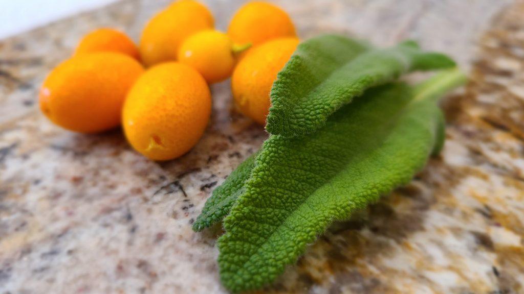 Hummingbird Sage Kumquat Ingredients